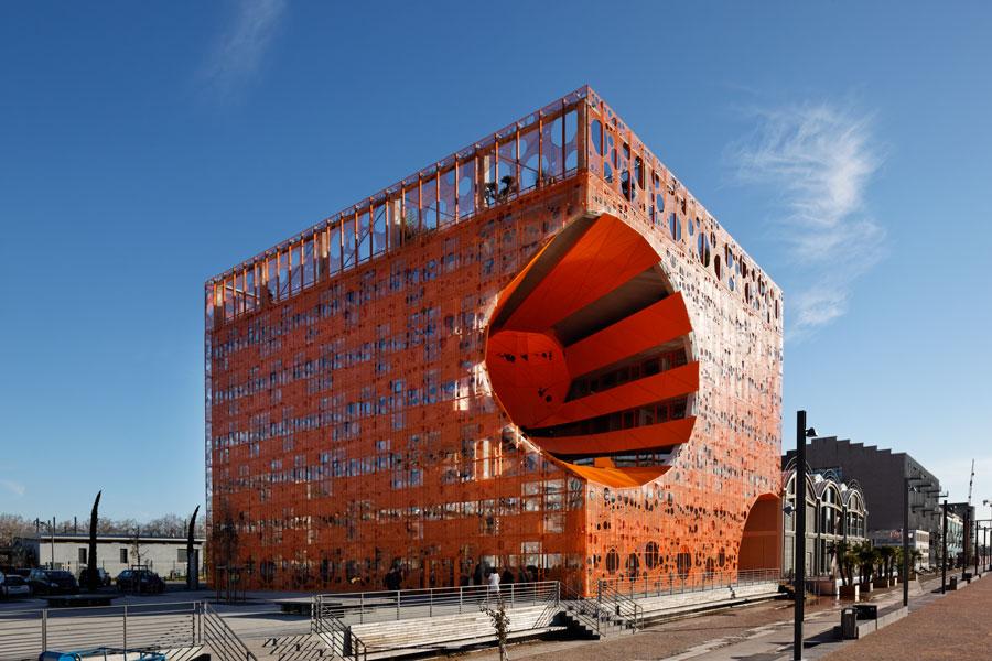 Index of photographie architecture gautrand bureaux lyon - Arquitectura lyon ...