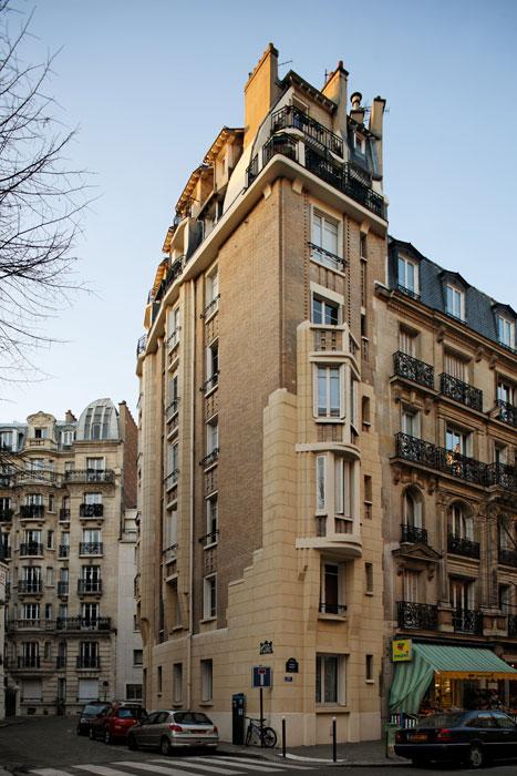 avenue mozart 75016