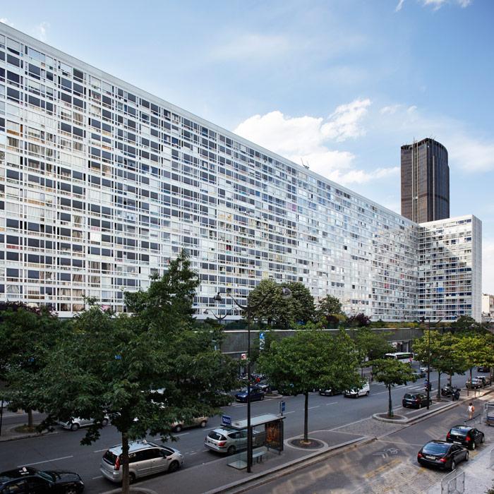 Photographie d 39 architecture 1945 1975 une histoire de l 39 habitat - Jean dubuisson architecte ...
