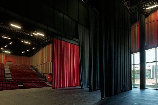 Cité des Loisirs, Ateliers 2/3/4/, Courbevoie, 2014