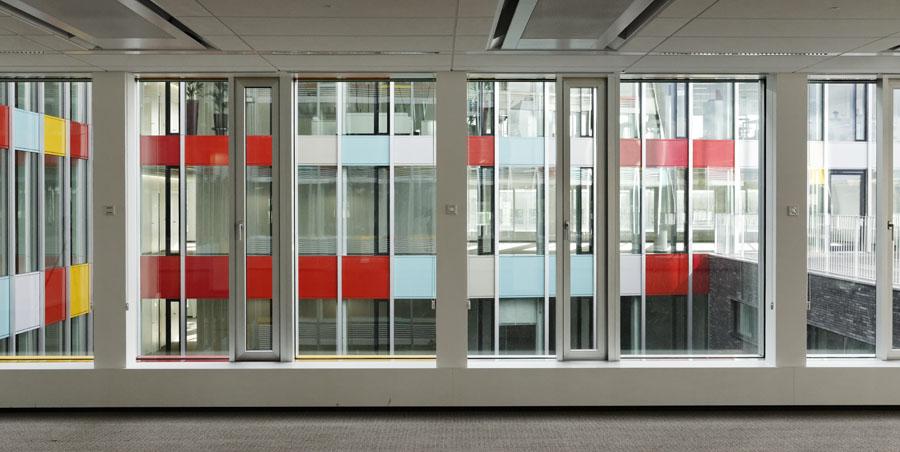 Pixel, bureau faceB, Camille Mourier + Germain Pluvinage, Nanterre, 2013