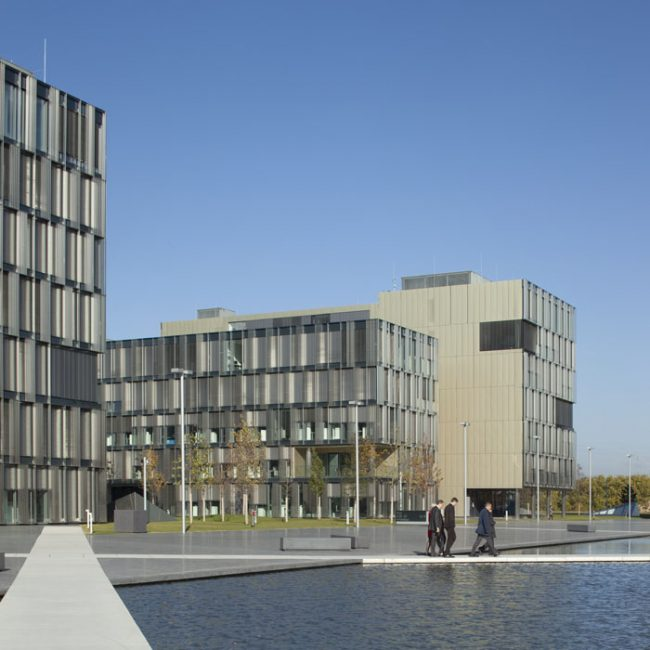 Siège Thyssenkrupp, Chaix & Morel et Associés, Essen, 2011