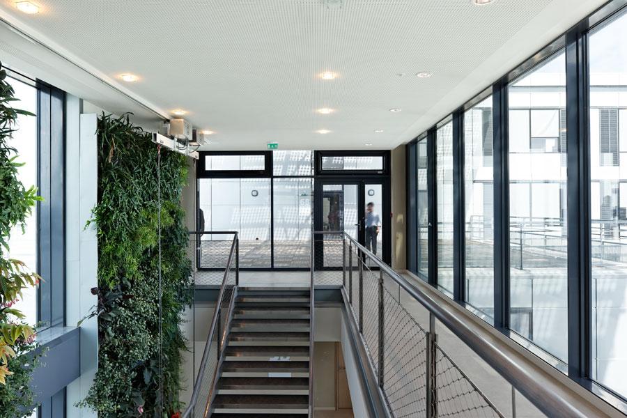 Green Office, Ateliers 115, Meudon, 2011