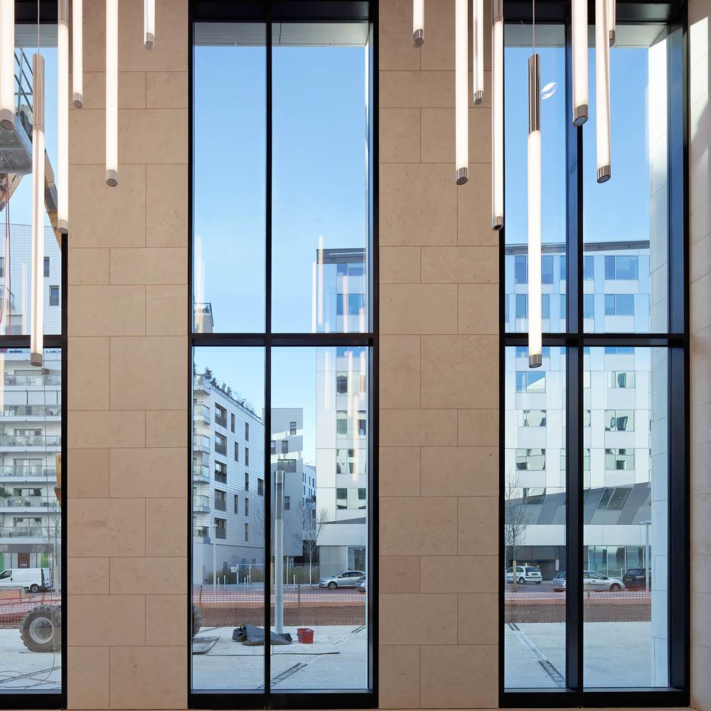 Ardeko, Baumschlager Eberle architects, Bernhardt Curk Architectes, Boulogne, 2013