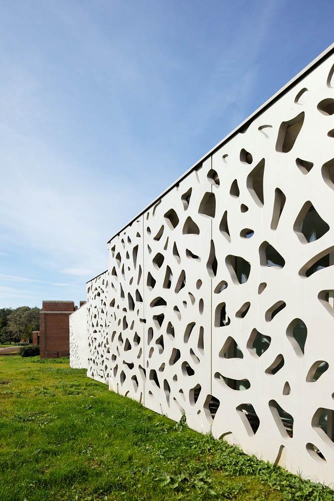 Musée LAM, Manuelle Gautrand Architecture, Villeneuve d'Ascq, 2012