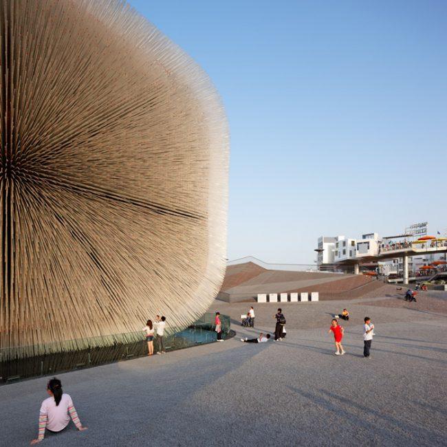 Pavillon du Royaume-Uni, HEATHERWICK STUDIO, Shanghai 2010