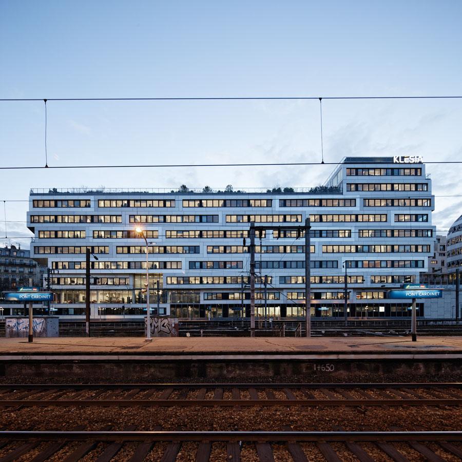 Strato, Hardel et Le Bihan Architectes, Paris, 2014
