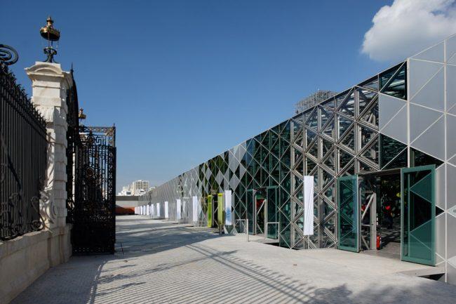 Cité du Design, LIN A, St Etienne, 2009