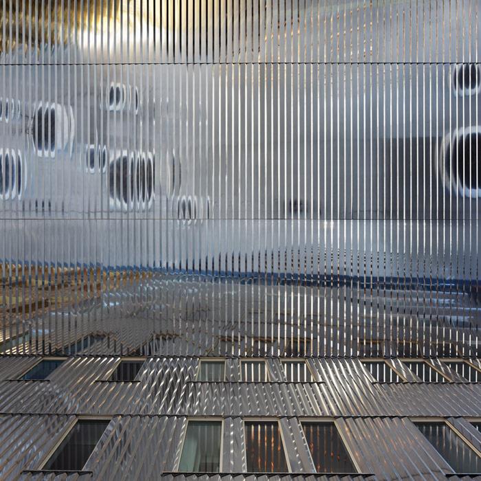Monolithe, Manuelle Gautrand Architecture, Lyon, 2010
