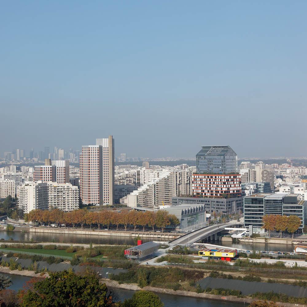Tour Horizons, Jean Nouvel, Boulogne, Paris