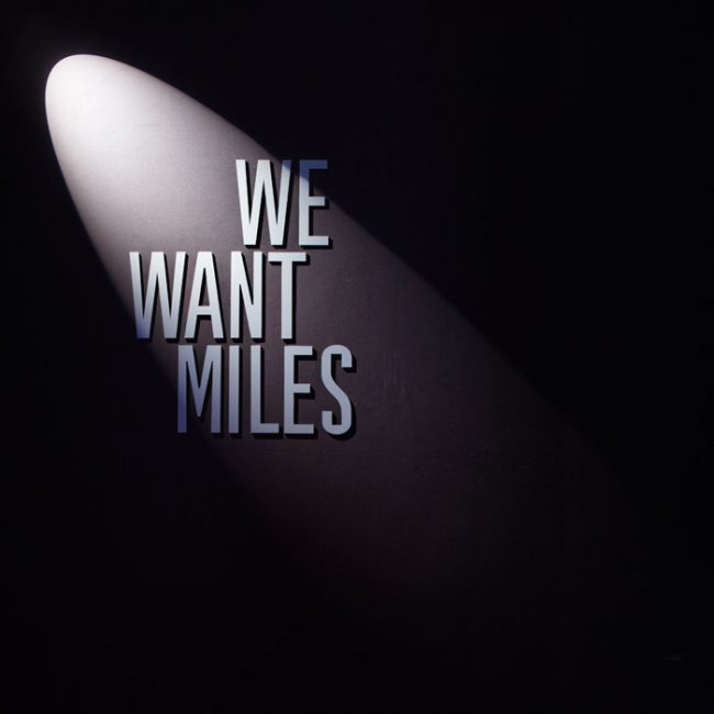 We Want Miles, Cité de la Musique, Projectiles, Paris, 2009