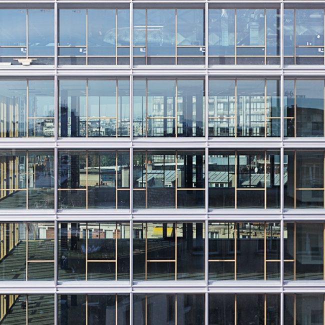 Tour Lopez Viala, ARTE Charpentier, BNP Paribas Immobilier / Ogic, Paris, 2009