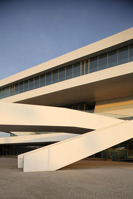Veles e Vents, David Chipperfield, Valence, 2008