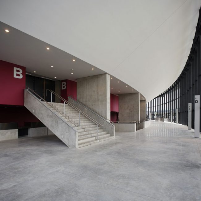 Zénith, Foster and Partners, St Etienne, 2008