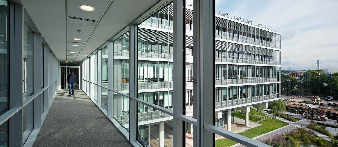 Moulins Noirs, Ateliers 2/3/4, BNP Paribas Real Estate, 2012, Nanterre