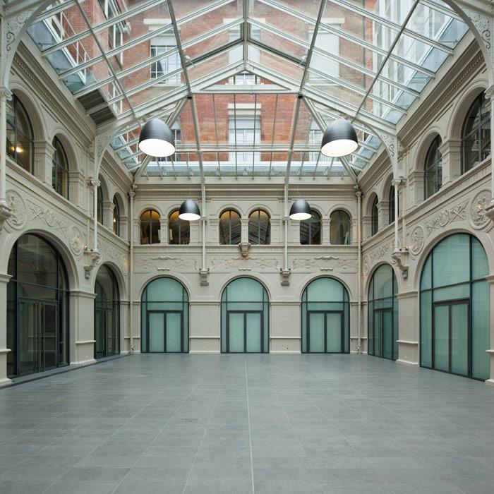 Siège de la Banque Postale, Chaix & Morel et Associés, Paris, 2011