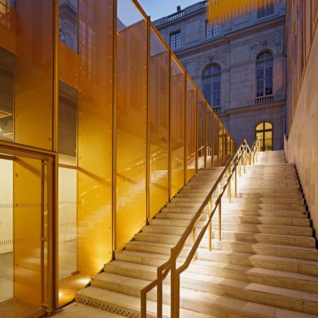 BPavillon Dufour, Dominique Perrault Architecture, Gaëlle Lauriot-Prevost Design, Versailles, 2016NF, Dominique Perrault Architecture, Gaëlle Lauriot-Prevost Design, Paris, 2016