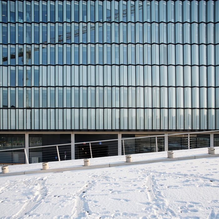 Bureaux, Foster and Partners, Boulogne, 2010
