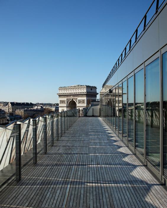 Immeuble de bureaux, Manuelle Gautrand Architecture, Paris, 2011