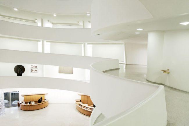 Musée Guggenheim, New York, Frank Lloyd Wright