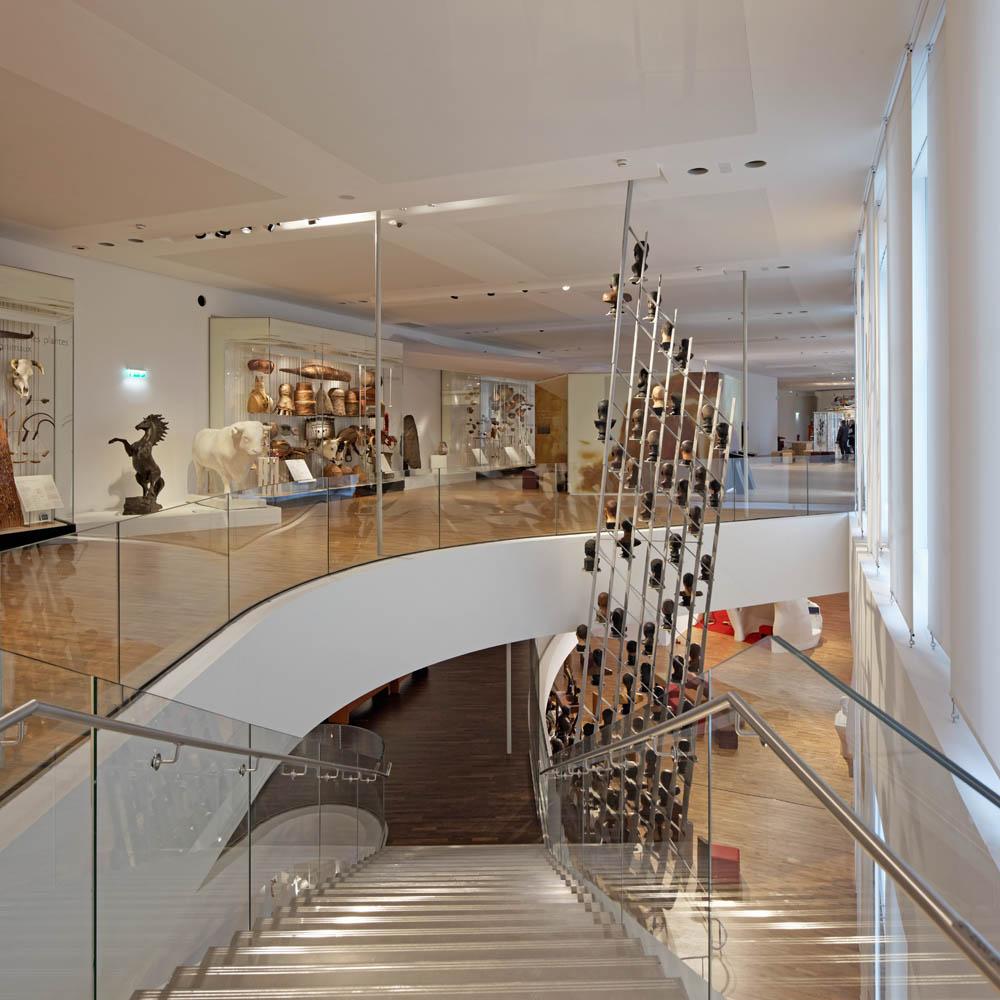 Musée de l'Homme, Brochet-Lajus-Pueyo Architectes, Paris, 2016