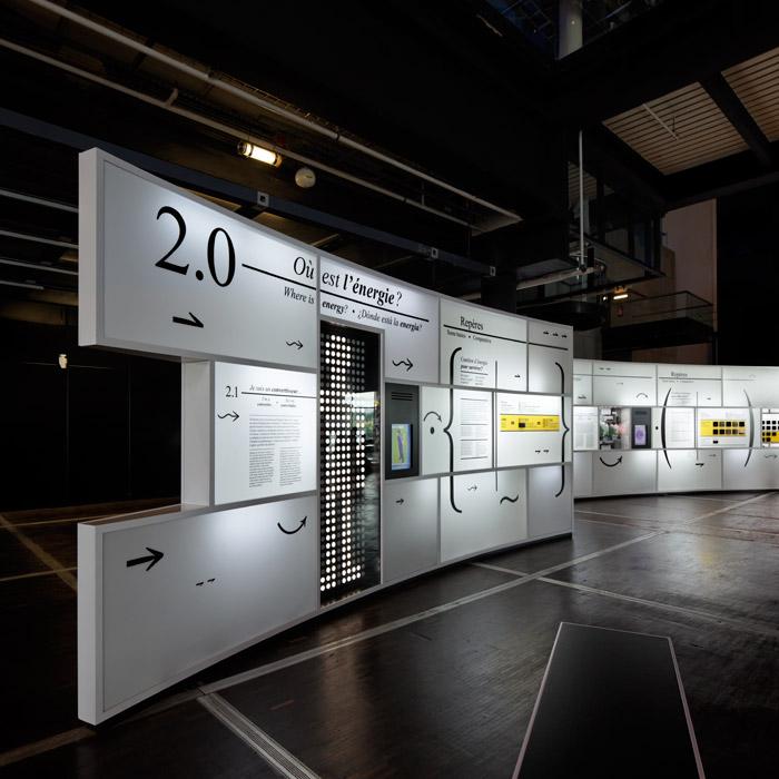 Énergie, Cité des Sciences et de l'Industrie, Projectiles, Paris, 2011