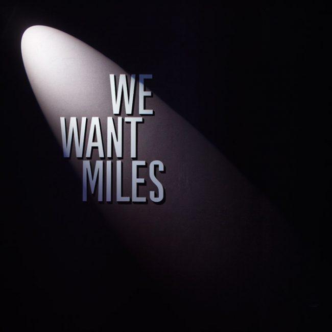 We Want Miles, Cité de la Musique, Projectiles, Paris, 2009