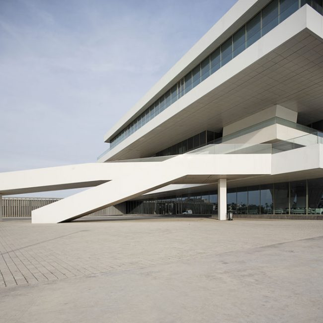 Veles e Vents, David Chipperfield, Valence, 2008